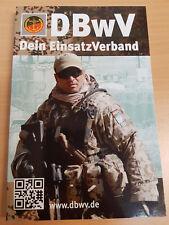 Notiz-Buch Bundeswehr Verband DBwV kariert Bw Heer Einsatz Lw SKB Schreib-Heft Y