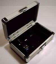 FLYCASE silver for 3 HEADSHELL