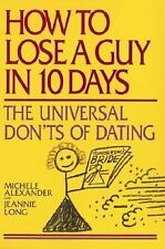 How to Lose a Guy in 10 Days-ExLibrary
