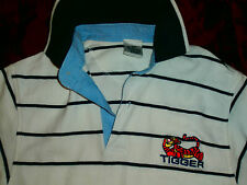 QUALITY DISNEY STORE SUPREME Tigger Mens POLO Tee Size S