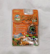 Giga Pet Plus Giga Farm NIB New Sealed Vintage 1997 Tiger Electronic Virtual Pet