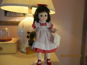 vintage madame alexander 14'' doll FAO Schwarz Brooke 1988 limited edition
