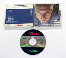 Enrico Intra DISSONANZA CONSONANZA 1999 Musica Jazz CD