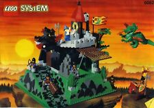 LEGO Castle Dragon Knights Fire Breathing Fortress (6082)