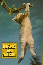 "Hang In There Baby Cat ( 2"" x 3"" ) FRIDGE MAGNET (GR)"