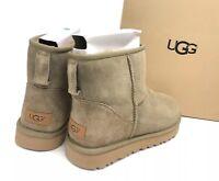 74b4cf6aabd UGG Australia CLASSIC MINI II Water-resistant Suede Boots $140 ...
