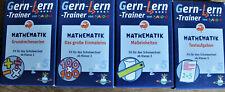 Gern-Lern-Trainer von JAKO-O Mathematik Klasse 3. 4 Karten-Set's