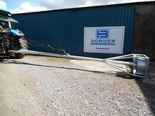**6 MTR SLURRY STIRRER MIXER 3 POINT TRACTOR MOUNTED HYDRAULIC**VAT INCLUDED