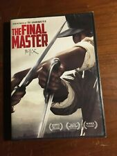 The Final Master (Martial Arts DVD) In Mandarin with English Subtitles