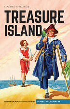 Classics Illustrated Hardback Treasure Island (Robert L. Stevenson) (Brand New)