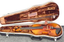 Beautiful Lewis German 3/4 Intermediate Violin Outfit