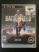 Battlefield 3 Sony PlayStation 3 WITH CASE & MANUAL BUY 2 GET 1 FREE