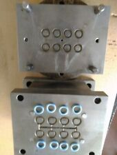 Spritzgießwerkzeug - 8 Fach - Taubenringe