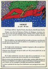 CARTE POSTALE / POSTCARD / ILLUSTRATEUR A.M BOUCHER / ASTROLOGIE / VIERGE