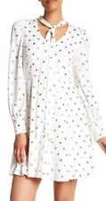 *NWT* Marc Jacobs Glitter Polka Dot Tie Neck Dress Size 8