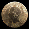 PIECE ANCIENNE NAPOLEON III EMPEREUR 1856 CINQ CENTIMES AIGLE ET PROFIL NAP III