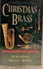 CHRISTMAS BRASS Featuring Dallas Brass - Cassette