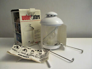 Vintage Lars made in Sweden Outdoor Tent Camping Waterproof Candle Lantern