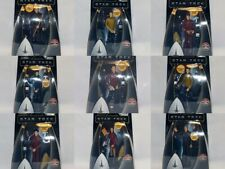 Star Trek 2009 Movie Warp Collection Action Figures – Playmates – Series 1 - NEW