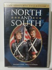 North and South - The Complete Collection (DVD, 2011, 8-Disc Set)