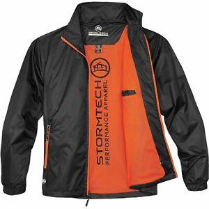 Mens Lightweight Outer Shell Jacket Camping Outdoor Hiking Security | KAKADU