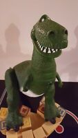 """Disney """"Toy Story"""" Rex Figure Rare Vintage 1996 Thinkway Toy """"Parts Only"""""""