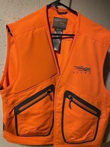 Sitka Gear | Ballistic Vest Blaze Orange XL 50093-BL-XL