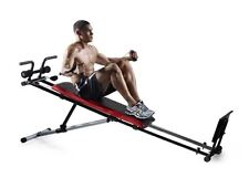 Total Gym Body Workout Home Fitness Exercise Strength Training Machine Equipment