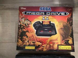 Boîte Vide Sega Mega Drive 2 Roi Lyon