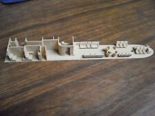 HO SCALE OBSERVATION INTERIOR FOR ATHEARN STREAMLINED PASSENGER CARS