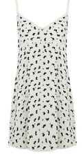 M&S Archive by Alexa Chung Olive Slip Dress (Ivory Mix) - Sizes 6, 8, 12, 14, 16