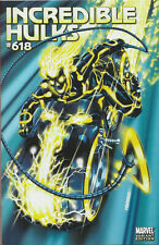 INCREDIBLE HULKS #618 - TRON Variant - Back Issue (S)