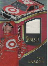 2017 Select Select Swatches Prizms Red #30 Kyle Larson