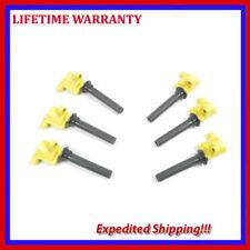 6 Ignition Coil on Plug Coils For 02-07 Ford Mazda 6 3.0L DG513 DG500 JMD269Y*6
