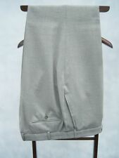 Flat Front Big & Tall 32L Trousers for Men