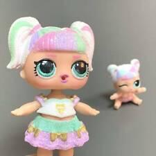 Bonecas Mini Quadrado Meninas Lote de todas as 6 com 4 surpresas cada ~ Conjunto Completo Novo
