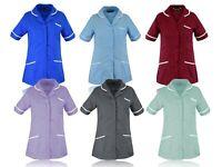 Nurses Healthcare Hospitality Tunic Carers Dentist Maid Nurses Therapist Uniform