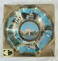 VINTAGE  DISNEYLAND TRAY GIFT BY HOUZE ART Walt Disney Productions circa 60-70's