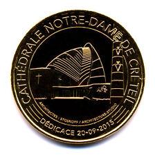 94 CRETEIL Cathédrale Notre-Dame, 2016, Monnaie de Paris
