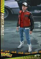 Movie Masterpiece Back To The Future Part 2 Marty Mcfly Hot Toys