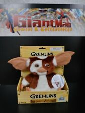 """Gizmo NECA Dancing Plush Doll Gremlins Electronic Measures 8"""" Tall New In Hand"""