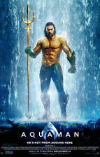 "Aquaman ( 11"" x 17"" ) Movie Collector's Poster Print - (T10) B2G1F"