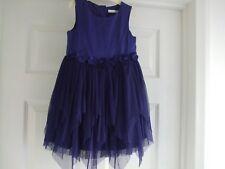 W Girls Size Age 2 - 3 Years Purple Dress KIDS PARTY WEDDING FORMAL SUMMER