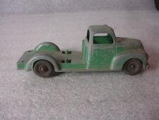 Old Vtg Diecast Hubley Kiddie Toy Green Pickup Truck Lancaster PA USA