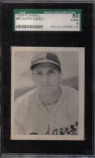 1939 Play Ball Baseball Card #86 Dolph Camilli SGC 80 EX-NM Brooklyn Dodgers