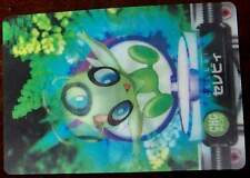 POKEMON BANDAI 2005 3D-CARD EVO CELEBI SEREBII
