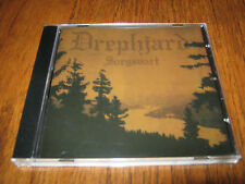 "DREPHJARD ""Sorgsvart"" CD  svart arckanum"