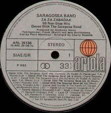 SARAGOSSA BAND - Za Za Zabadak - Ariola