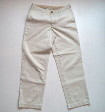 Mens BROOKS BROTHERS chino pants Sz 34 x 31 32 office work casual comfort golf