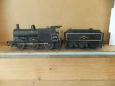 Tri-ang R.251 BR Black 0-4-0 Class 3F Tender Loco 43775, not boxed